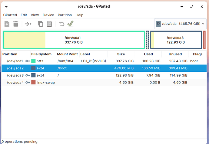 Windows Vista Basic and Linux Zorin OS