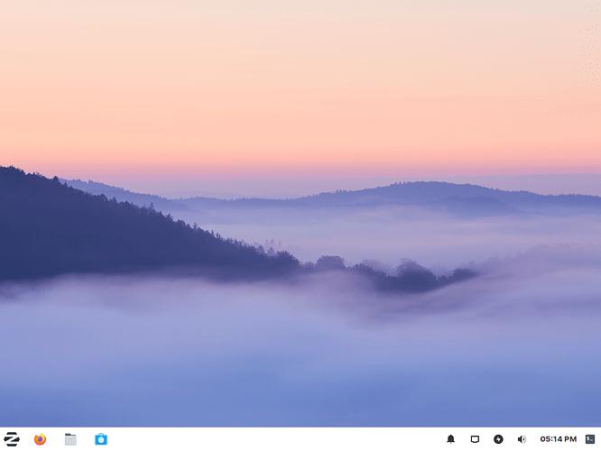Linux Zorin Lite 15 32bit