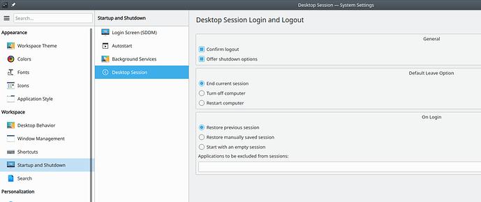 KDE_Options