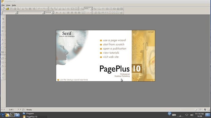 PagePlus10
