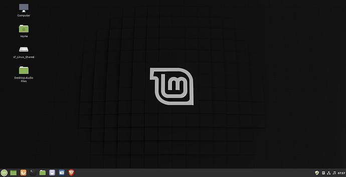Linux Mint LMDE (64bit)