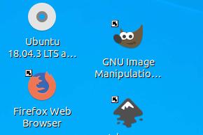 ubuntu in desktop